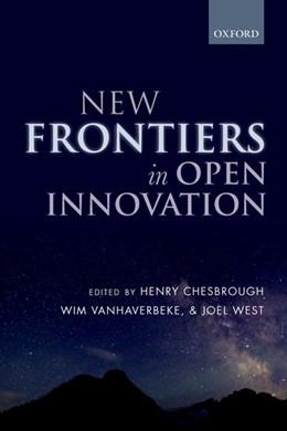 Abbildung von Chesbrough / Vanhaverbeke / West | New Frontiers in Open Innovation | 2017