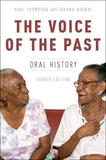 Abbildung von Thompson | The Voice of the Past | 2017