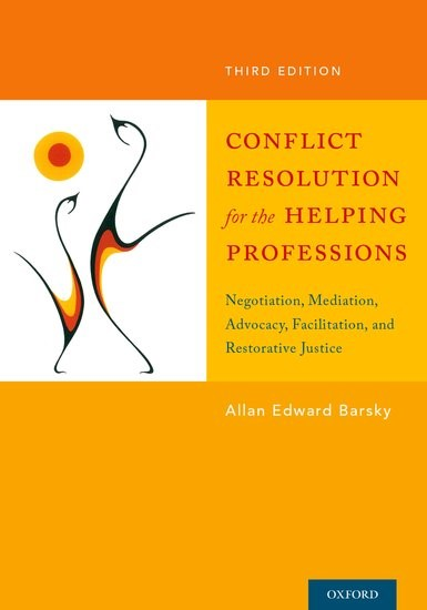 Abbildung von Barsky | Conflict Resolution for the Helping Professions | 2017