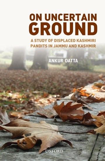 Abbildung von Datta   On Uncertain Ground   2016