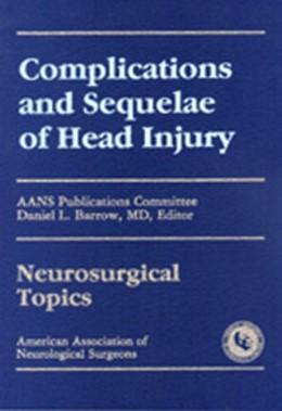 Abbildung von Barrow   Complications and Sequelae of Head Injury   2002