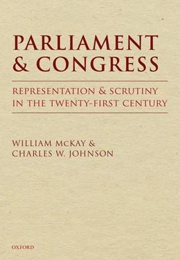 Abbildung von McKay / Johnson | Parliament and Congress | 2010