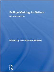 Abbildung von Mullard | Policy-Making in Britain | 1995