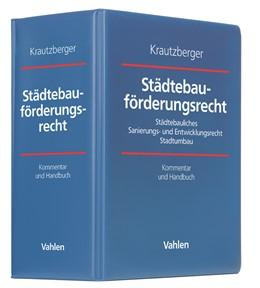 Abbildung von Krautzberger | Städtebauförderungsrecht | 69. Auflage | 2021 | beck-shop.de
