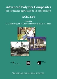 Abbildung von Hollaway | Advanced Polymer Composites for Structural Applications in Construction | 2004