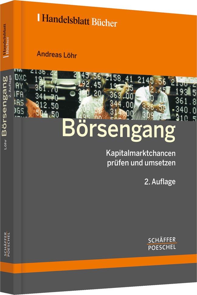 Börsengang | Löhr, 2006 | Buch (Cover)