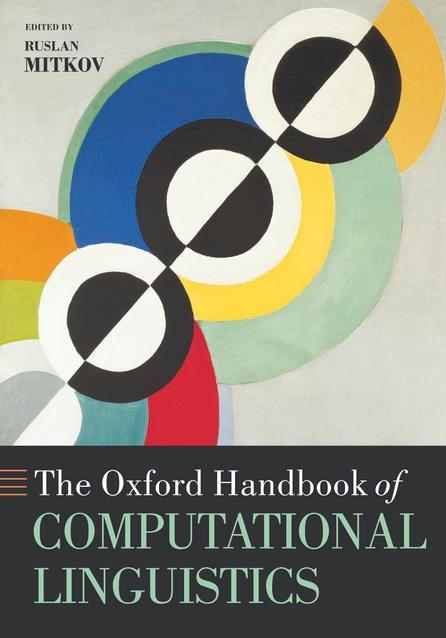 Abbildung von Mitkov   The Oxford Handbook of Computational Linguistics   2005