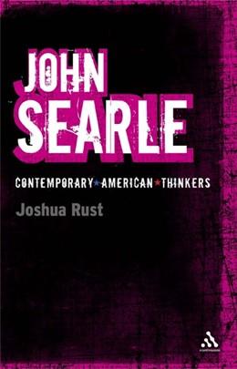 Abbildung von Rust | John Searle | 2009
