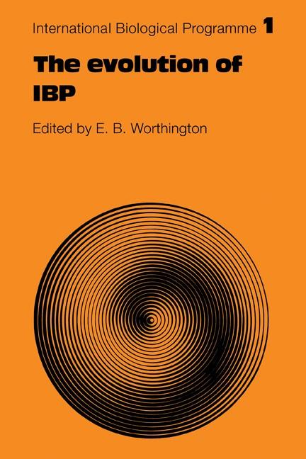 Abbildung von Worthington | The Evolution of IBP | 2009