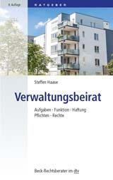 Verwaltungsbeirat | Haase | 8. Auflage, 2018 | Buch (Cover)