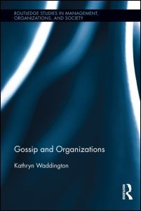 Abbildung von Waddington | Gossip and Organizations | 2012