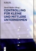 Controlling für kleine und mittlere Unternehmen | Müller (Hrsg.) | 2., überarbeitete und erweiterte Auflage, 2017 | Buch (Cover)