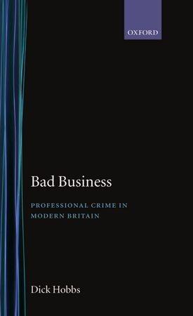 Abbildung von Hobbs   Bad Business   1995