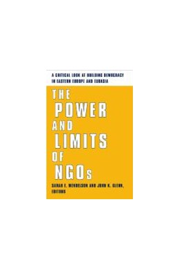 Abbildung von Mendelson / Glenn | The Power and Limits of NGOs | 2002