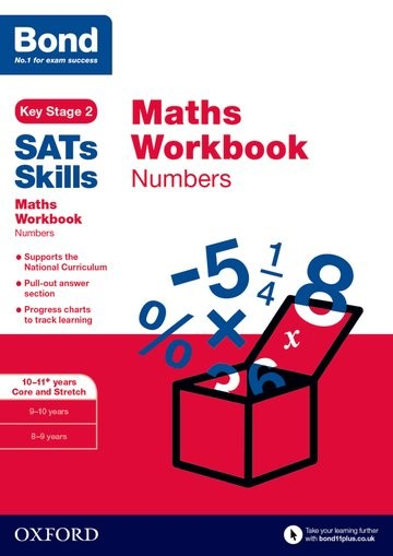 Abbildung von Baines | Bond SATs Skills: Maths Workbook: Numbers 10-11 Years Pack of 15 | 2017