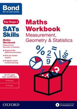 Abbildung von Baines | Bond SATs Skills: Maths Workbook: Measurement, Geometry & Statistics 10-11 Years Pack of 15 | 2017