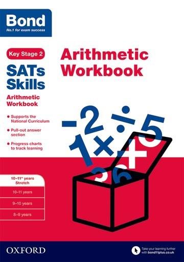 Abbildung von Hughes | Bond SATs Skills: Arithmetic Workbook 10-11 Years Stretch Pack of 15 | 2017
