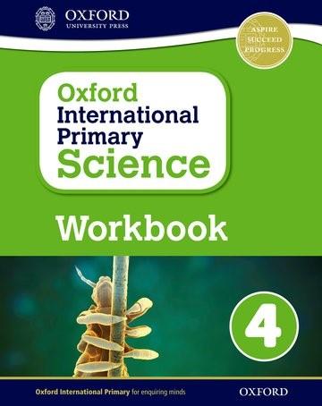 Abbildung von Hudson   Oxford International Primary Science: Workbook 4   2016