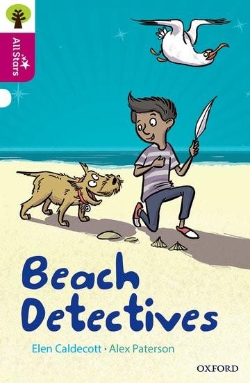 Abbildung von Caldecott | Oxford Reading Tree All Stars: Oxford Level 10: Beach Detectives | 2017