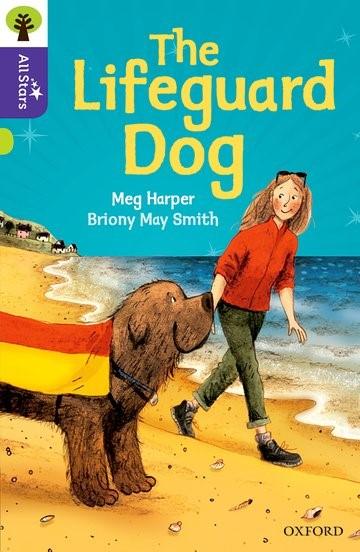 Abbildung von Harper | Oxford Reading Tree All Stars: Oxford Level 11: The Lifeguard Dog | 2017