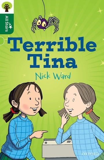 Abbildung von Ward | Oxford Reading Tree All Stars: Oxford Level 12    : Terrible Tina | 2017