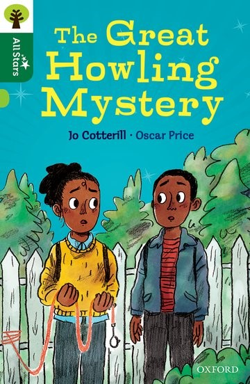 Abbildung von Cotterill   Oxford Reading Tree All Stars: Oxford Level 12    : The Great Howling Mystery   2017