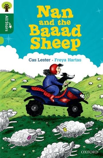 Abbildung von Lester   Oxford Reading Tree All Stars: Oxford Level 12    : Nan and the Baaad Sheep   2017