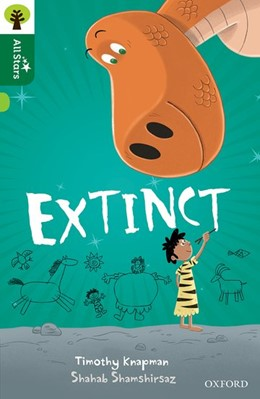 Abbildung von Knapman | Oxford Reading Tree All Stars: Oxford Level 12  : Extinct | 2017