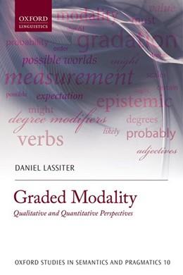 Abbildung von Lassiter | Graded Modality | 2017 | Qualitative and Quantitative P...
