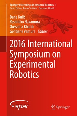 Abbildung von Kulic / Nakamura | Proceedings of the 2016 International Symposium on Experimental Robotics | 1. Auflage | 2017 | 1 | beck-shop.de
