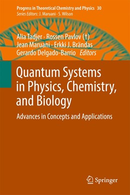 Abbildung von Tadjer / Pavlov / Maruani / Brändas / Delgado-Barrio | Quantum Systems in Physics, Chemistry, and Biology | 1st ed. 2017 | 2017 | Advances in Concepts and Appli... | 30