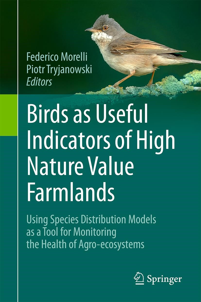 Birds as Useful Indicators of High Nature Value Farmlands | Morelli / Tryjanowski | 1st ed. 2017, 2017 | Buch (Cover)