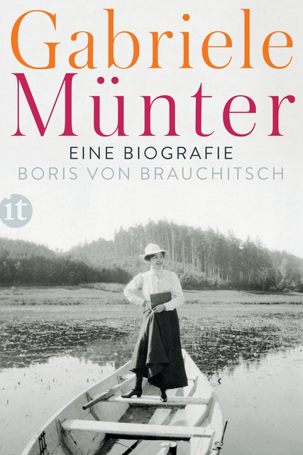 Gabriele Münter | Brauchitsch | Neuauflage, Nachdruck, 2017 | Buch (Cover)