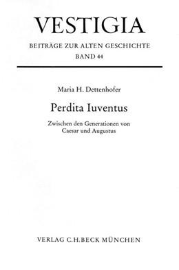 Abbildung von Dettenhofer, Maria H. | Perdita Juventus | 1. Auflage | 1992 | 44 | beck-shop.de