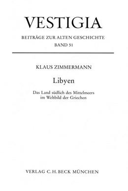 Abbildung von Zimmermann, Klaus | Libyen | 1999 | Das Land südlich des Mittelmee... | 51