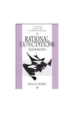 Abbildung von Sheffrin | Rational Expectations | 2nd ed. | 1996