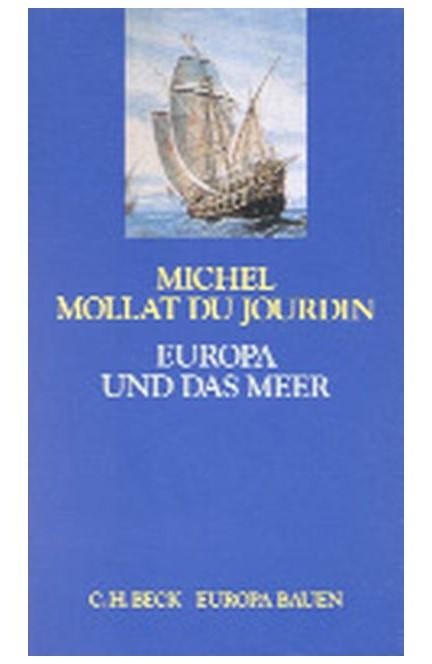 Cover: Michel Mollat du Jourdin, Europa und das Meer