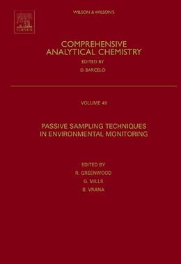 Abbildung von Greenwood / Mills / Vrana | Passive Sampling Techniques in Environmental Monitoring | 2007 | 48