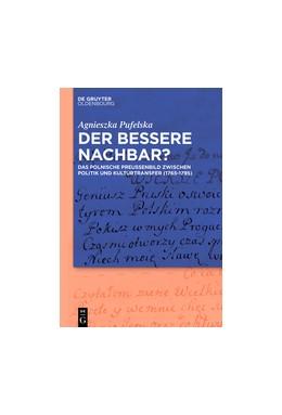 Abbildung von Pufelska | Der bessere Nachbar? | 1. Auflage | 2017 | beck-shop.de