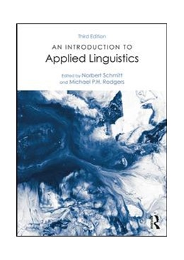 Abbildung von Schmitt / Rodgers | An Introduction to Applied Linguistics | 2019