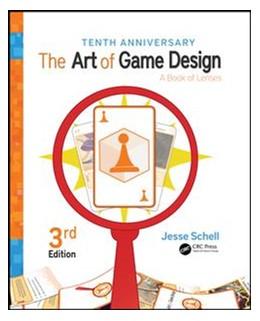 Abbildung von Schell | The Art of Game Design | 2019 | A Book of Lenses, Third Editio...