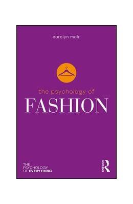 Abbildung von Mair | The Psychology of Fashion | 1. Auflage | 2018 | beck-shop.de