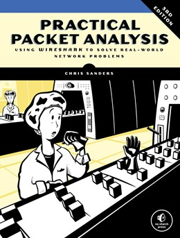 Abbildung von Sanders | Practical Packet Analysis | 3rd edition | 2017 | Using Wireshark to Solve Real-...