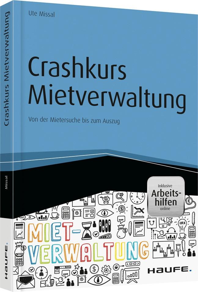 Crashkurs Mietverwaltung | Missal | 2. aktualisierte Auflage, 2017 (Cover)