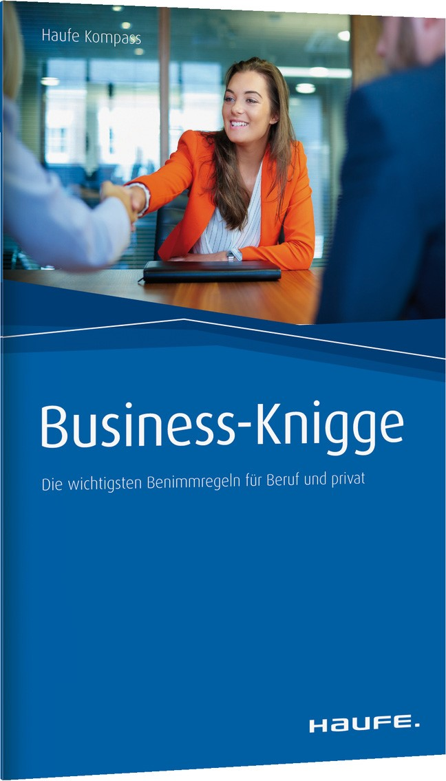 Business-Knigge | 5. Auflage, 2017 | Buch (Cover)