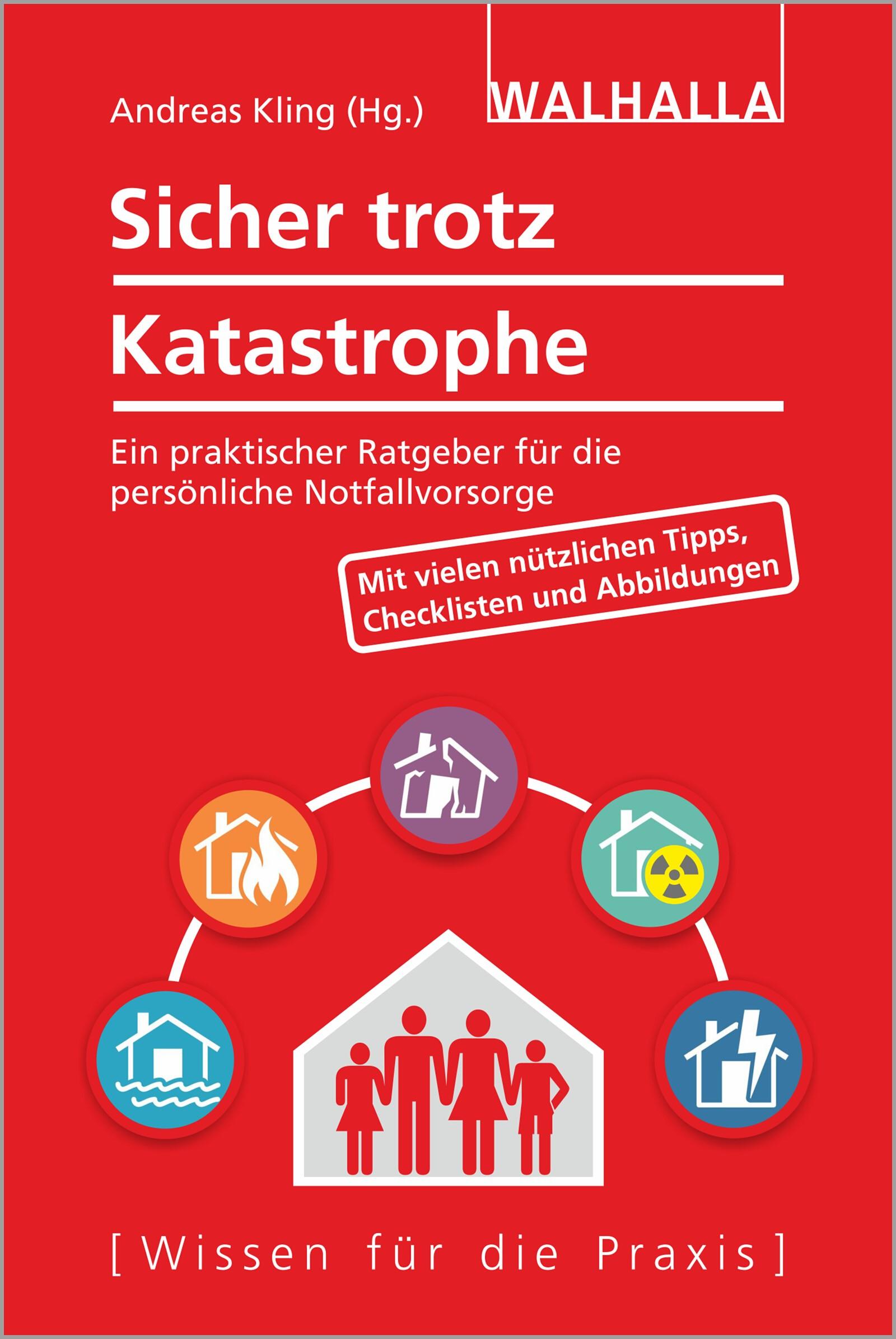 Persönliche Notfallvorsorge: Überleben zu Hause | Kling (Hrsg.), 2017 | Buch (Cover)