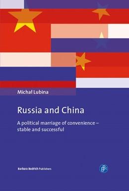 Abbildung von Lubina | Russia and China | 1. Auflage | 2017 | beck-shop.de