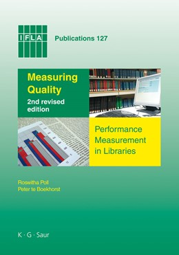 Abbildung von Poll / te Boekhorst | Measuring Quality | 2007 | Performance Measurement in Lib... | 127