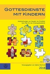 Gottesdienste mit Kindern | Meinhold, 2017 | Buch (Cover)