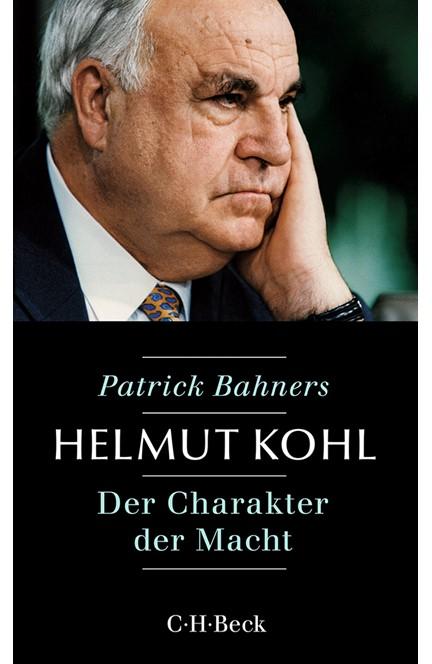 Cover: Patrick Bahners, Helmut Kohl